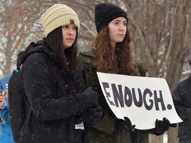 On My Soap Box: Have Some Respect For The Parkland Kids